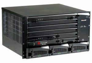 MCU مدل Polycom RMX 4000برند پلیکام