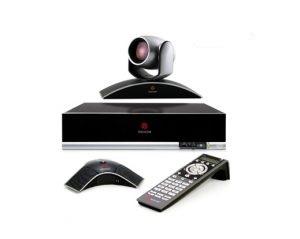 ویدئو کنفرانس پلیکام Polycom HDX 9000 (استوک تولید سال 2005)